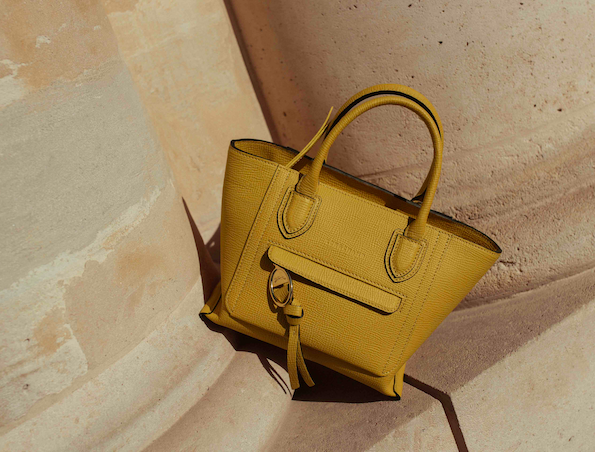 MAILBOX: LONGCHAMP'S TRAVEL INSPIRED LINE