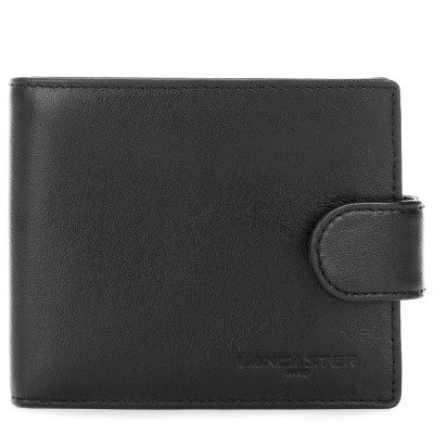 Capital compact wallet with strap