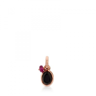 Pendant TOUS Tiny in black