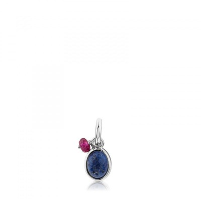 Pendant TOUS Tiny in dark blue