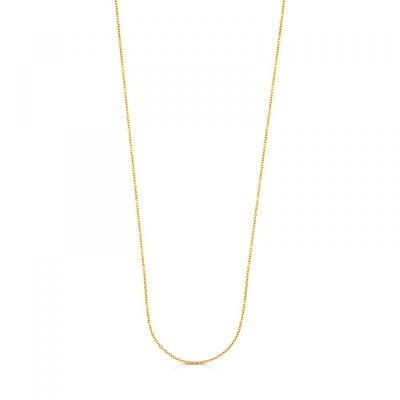 Chain TOUS in gold