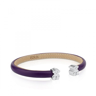 TOUS Bracelet Sweet Dolls in purple