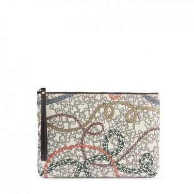 Τσάντα clutch Kaos Mini Cadenas Multi
