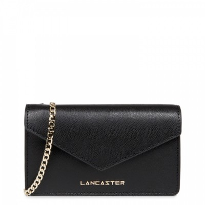 Lancaster Clutch Mini Saffiano Signature