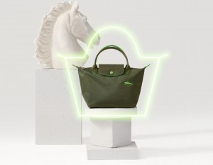 Green is Longchamp!