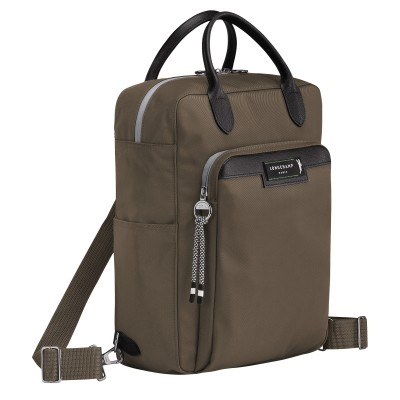 Longchamp Backpack GREEN DISTRICT