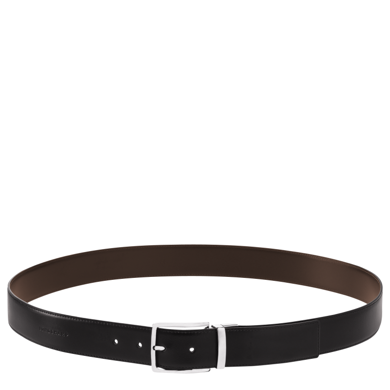 Longchamp Men's Belt DELTA BOX